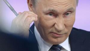 Putin: Biz Suriye'nin iç işlerine karışmıyoruz