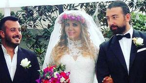 Tanyeli ve eşi İlker Sünnili, Avustralya'da düğün yaptı