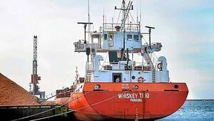 Patlayıcı taşıyan Türk yük gemisi İsveç'te bekletiliyor