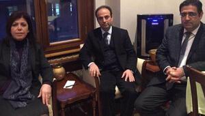 HDP'liler İçişleri Bakanlığı'nda açlık grevine başladı