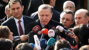 Erdoğan 'Zana görüşmesi' hakkında konuştu