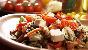 'En iyi Akdeniz diyeti Türkiye'nin'