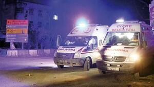 Şırnak Valiliği: Cizre'deki evin yakınına ambulanslar gönderildi ancak gelmediler