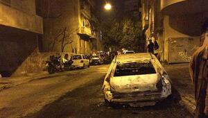 Çipras'ın başdanışmanına molotoflu saldırı