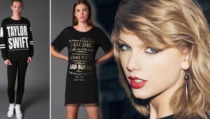 Taylor Swift ilk koleksiyonuyla karşımızda!
