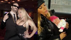 Coco Austin ve Ice T bebeği uyutup gece gezmesine çıktı