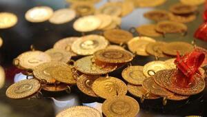 Altın fiyatlarında bugün. Çeyrek altın fiyatı kaç lira?