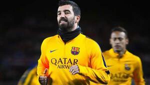 Arda Turan Valencia maçında oynayacak mı