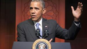 Obama ilk kez bir Amerikan camisinde