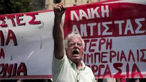 Yunanistan'da grev hayatı felç edecek
