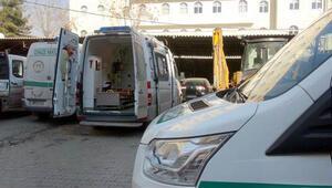 Cizre'de 23 numaralı binaya ambulanslar 300 metre yaklaştı