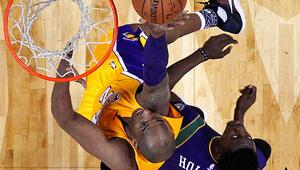 New Orleans Pelicans 96-99 Los Angeles Lakers