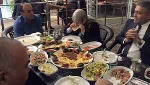 Canan Karatay'ın ekmek yediği iddia edildi