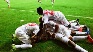 Antalyada 6 gol F.Bahçe şokta...