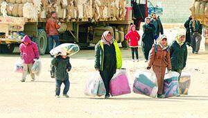 Halep düşerse yeni dalga 1 milyon