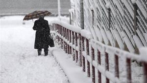 Konya ve çevresi için kuvvetli rüzgar ve kar yağışı uyarısı yapıldı