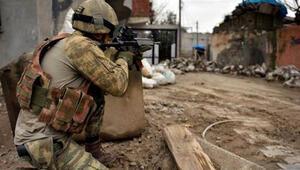 TSK: 18 PKK'lı terörist öldürüldü