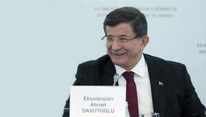 Başbakan Davutoğlu'ndan Kazakistan'da Suriye açıklaması