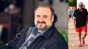 Hakan Aysev 90 kiloya düştü, 10 ayda 60 kilo verdi!