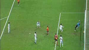 Galatasaray'ı yıkan pozisyon!