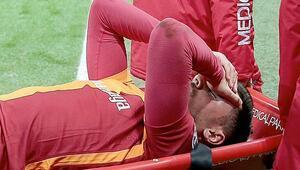 Galatasaray'a Sinan Gümüş'ten kara haber