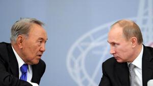 Putin, Türkiye konusunda Nazarbayev'e Ankara'yı işaret etti
