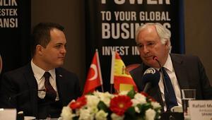 Başbakanlık Yatırım Ajansı Başkanı İspanyol CEO'larla buluştu