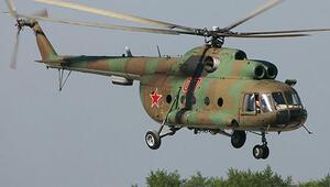 Rusya'da helikopter kazası: 4 ölü