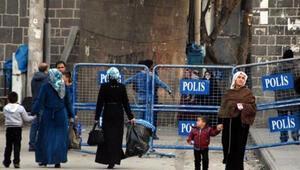 Diyarbakır Sur'da sokağa çıkma yasağı genişletildi