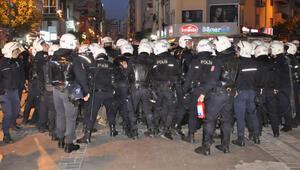 Kıbrıs Şehitleri'nde hareketli gece