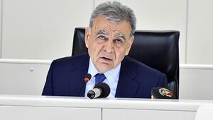 Aziz Kocaoğlu belediye toplantısında İzmir ile ilgili konuştu