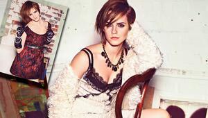 Emma Watson'ın bu resmini görünce çok şaşıracaksınız!