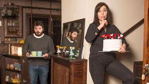 Pucca ve eşi Osman Serhat Karagözün ilk Sevgililer Günü
