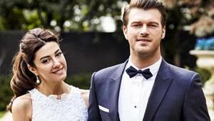 Aşk şehri Pariste romantik düğün: Kıvanç Tatlıtuğ, Başak Dizerle evlendi