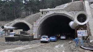 Sabuncubeli tüneli açılış tarihi açıklandı