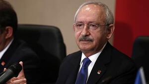 CHP lideri Kılıçdaroğlundan Cumhurbaşkanına sert tepki