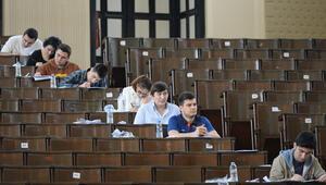 20 net soru yapan üniversiteye girme şansı elde edecek