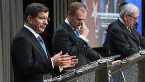 Dış basın AB ile Türkiyenin mülteci krizi konusundaki prensip anlaşmasını böyle gördü