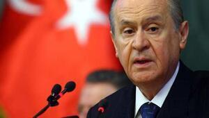 Devlet Bahçeliden yeni anayasa açıklaması