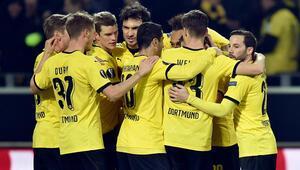 Dortmund evinde taviz vermedi