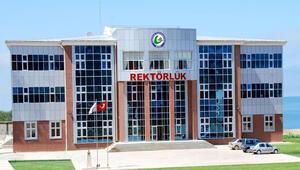 Giresun Üniversitesi'nde rektörlük seçimi yapıldı