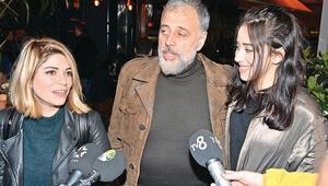 Hamdi Alkan kızı Zeynep Alkan ve Ceren Moray Nişantaşında görüntülendi