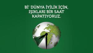 Doğa Okulları, Dünya Saati projesine destek veriyor