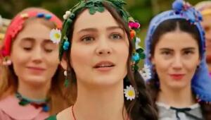 Gülsim Ali, Hanım Köylü dizisi ile ekrana geri dönüyor