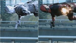 Deadpool filminde kullanılan görsel efektler