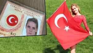 Wilma Elles artık Türk vatandaşı