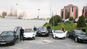 Üniversitelilerin müthiş otomobilleri