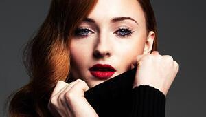 Sophie Turner: Sansa için yavaş ve uzun bir ölüm isterdim