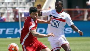 Medicana Sivasspor 2-1 Gençlerbirliği