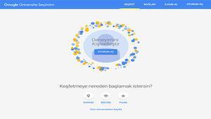 Üniversite seçimi için yeni dijital platform